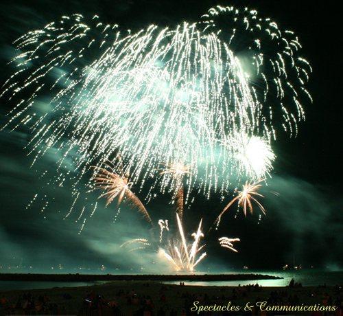 Illuminez vos  soirées avec un feu d'artifice - Patrick Cian