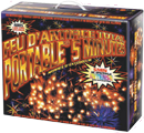 Feu d'artifice compact